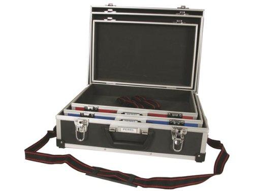 Set met 3 opbergkoffers (max. 460 x 335 x 150 mm).