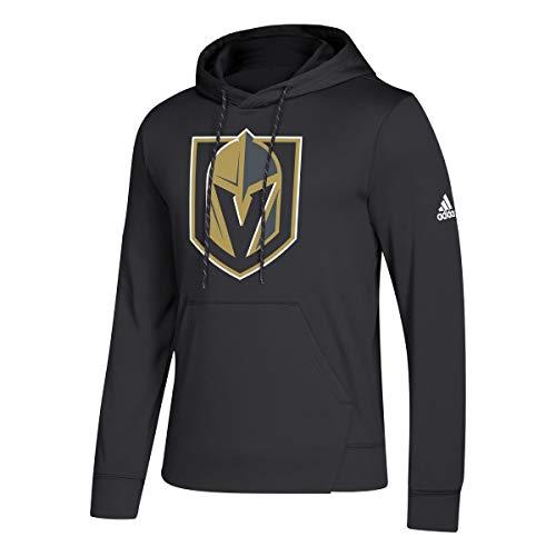 adidas Vegas Golden Knights NHL Pullover Hood Sweatshirt Schwarz, XXL