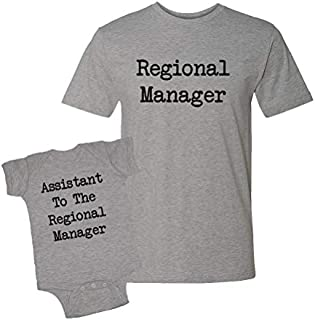 Regional Manager & Assistant to The Regional Manager -...