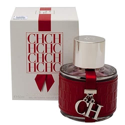 Perfume CH - Carolina Herrera - Eau de Toilette Carolina Herrera Feminino Eau de Toilette
