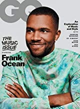 GQ Magazine (February, 2019) Frank Ocean Cover