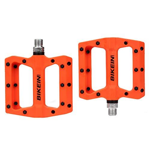 BIKEIN PRO Mountain Bike Pedals Platform Flat Pedal Sealed Bearing