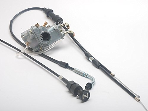 Beehive Filter PW 50 PW50 Câble d'étrangleur de gaz de carburateur pour Yamaha 2001 2002 2003 2004 2005