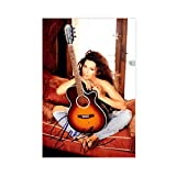 Shania Twain Poster 3 Leinwand-Poster, Wandkunst, Dekor,