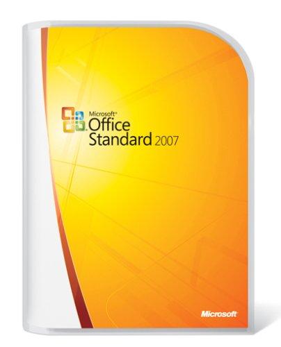 Office 2007 Standard deutsch [import allemand]