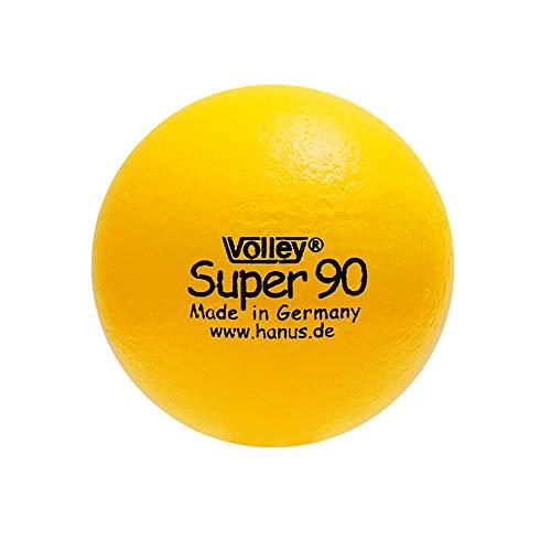 ボリー (Volley) しわくちゃボール 90mm 黄 VO090GB-Y