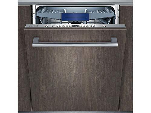 Siemens SN636X01NE Vollintegrierbarer Einbaugeschirrspüler infoLight Schublade
