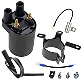 166-0772 Ignition Coil for Onan Points Models...
