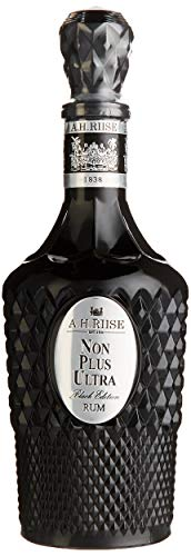 A.H. Riise Non Plus Ultra Black Edition in Geschenkverpackung Dark, (1 x 0.7 l) - 2