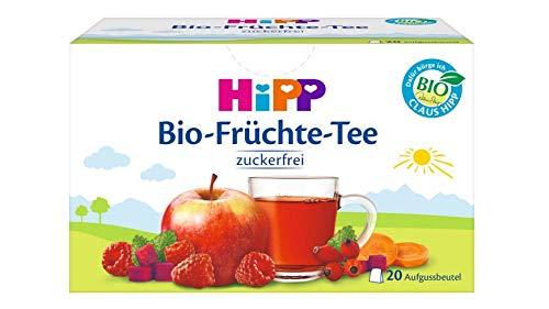 HiPP Bio-Früchte-Tee, 20 Aufgußbeutel, 40 g