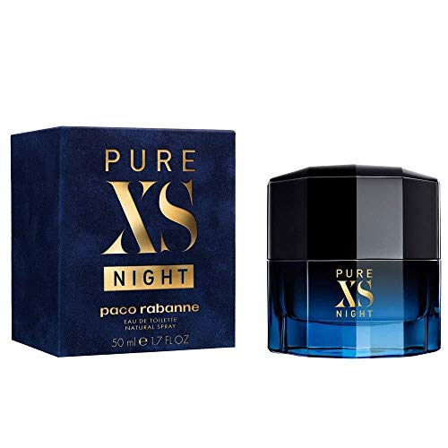 Men's Perfume Pure Xs Night Paco Rabanne (EDP)