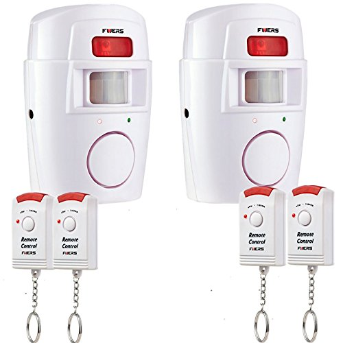 Fuers - Alarma del Sensor de Movimiento de casa Fuers Alarma hogar...