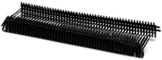 1-inch Black Standard Tag Pins Regular Tag Barbs Tagging Gun Fasteners Suitable for Standard Tag Guns Size: 1, Model: , Office/School Supply Store