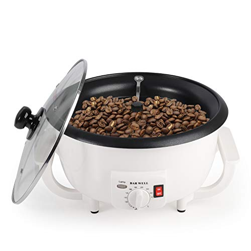 Coffee Roaster Machine Home Coffee Beans Baker 750g Household Electric Coffee Bean Roasting Machine...