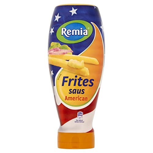 Remia Frites Saus American Mayonaise Remoulade 500ml