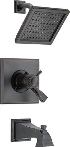 Delta Faucet T17T451-RB-WE TempAssure 17T Series-Embellecedor para bañera y ducha, bronce veneciano