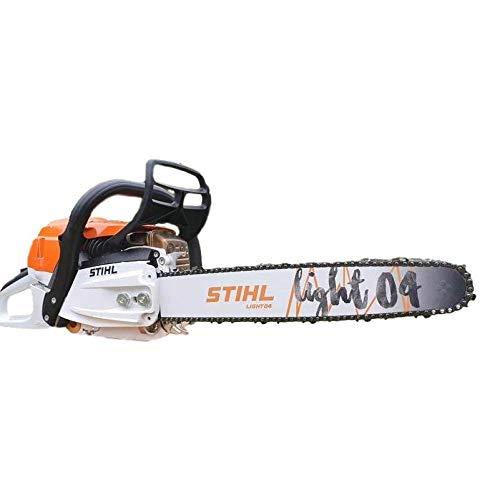 STIHL MS 261 C-M Kettensäge/Motorsäge mit 40cm/16\' Schnittlänge Schwert Light 04 / 1,3mm Sägekette Forstsäge M TRONIC W Mtools Modell 2020