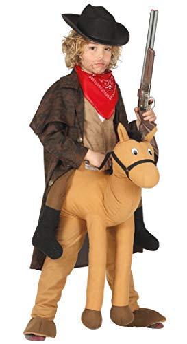 Guirca 88409 - Cowboy Caballo Infantil Talla One Size Fits All