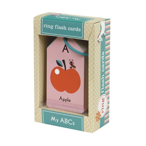My ABCs Ring Flash Cards