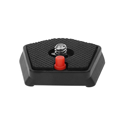 Andoer 785PL Quick Release Plate with 1/4' Screw for Modo 785B, 785SHB/ DIGI 718B and 718SHB Models