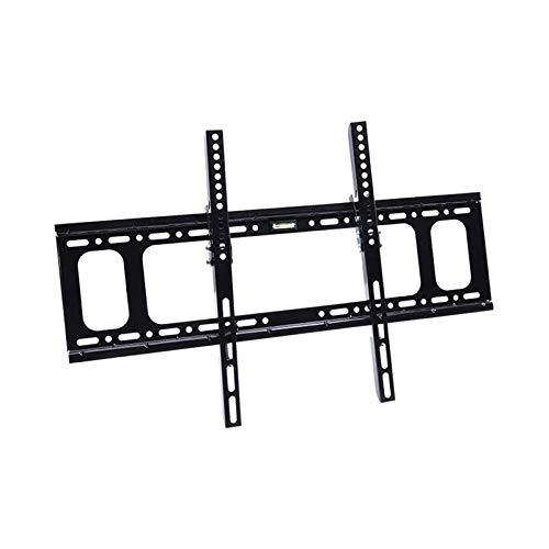 YLB TV Mounts Mounts Soporte de TV, soporte de montaje en pared de TV de inclinación para la mayoría de los televisores de 42-70 pulgadas, soporte de TV con MAXVEA600x400mm, carga de combustible de ha