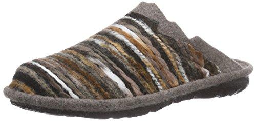 Romika Damen Mikado 66 Pantoffeln, Mehrfarbig (braun-multi 345), 43 EU