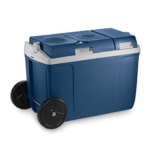 Mobicool W38 AC DC Frigorifero Portatile Termoelettrico, 12 230v , A++, Blu, 38 litri circa
