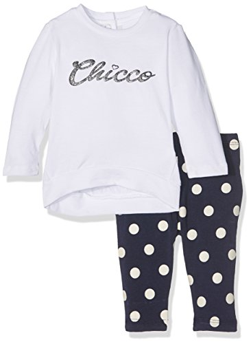 Pantaloncini Mono Beb/és Chicco Completo T-Shirt Manica Corta