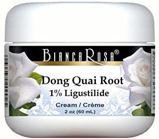Dong Quai (Chinese Angelica) Root Extract - 1% Ligustilide - Cream (2 oz, ZIN: 513378) - 2 Pack