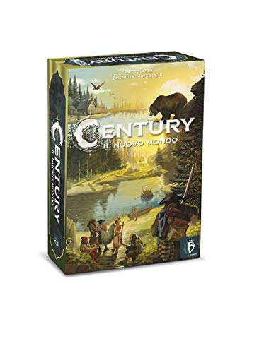 Asmodee-Century Il New Mondo - Juego de Mesa, Color 7508