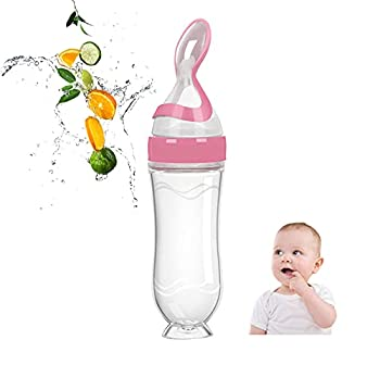 baby cereal feeder bottle