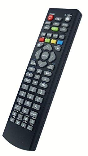 Mando a distancia sustituto para TV SEG 08015670; SEG BARCELONA LED; SEG RCC004
