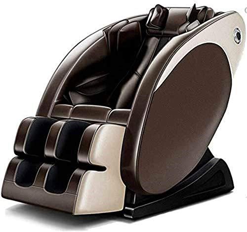 SXXYTCWL Erik Xian Massagesessel Elektrische multifunktionale Kneten zervikalen Massage for Lendenmassagestuhl Sofa Ganzkörperkapsel Professionelle Massage und Relax Chair jianyou