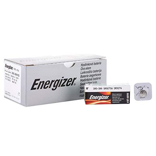 2 pc Energizer 395 399 SR927SW SR927W Silberoxid Uhrenbatterie