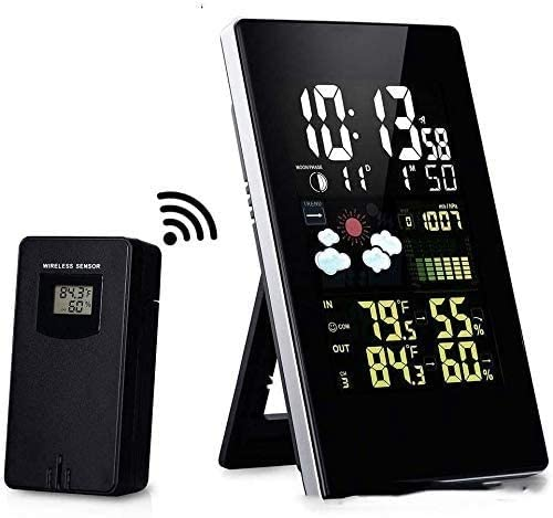 WAN Qin Wireless Indoor Outdoor Col Thermometer Station Max 50% OFF Weather depot