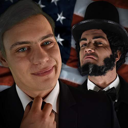 Abraham Lincoln vs John F. Kennedy [Explicit]