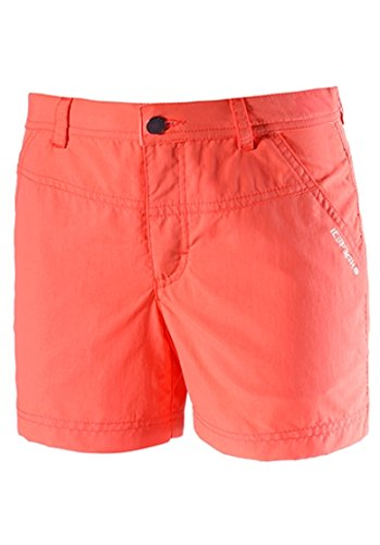 Icepeak Vilma Jr Short pour Fille, Taille 164, Orange 9–51 242 854