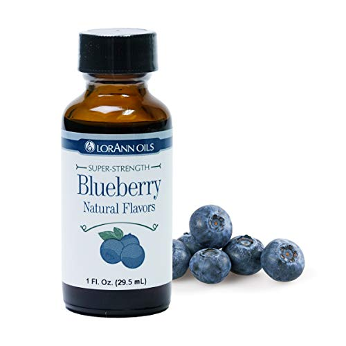 LorAnn Blueberry Super Strength (with natural flavors), 1 ounce bottle