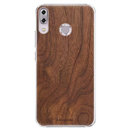 iSaprio Wood 10 - Carcasa de plástico para Asus Zenfone 5Z ZS620KL