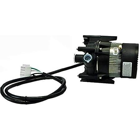 "Laing E10 Spa Circulating Pump 3/4""Barb Fittings, 230V, E10-NSHNDNN2W-07"