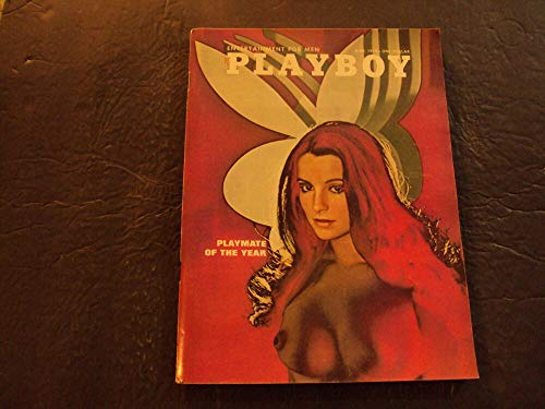 Playboy Jun 1970 Playmate Of The Year