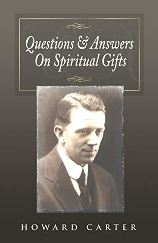 Questions and Answers on Spiritual Gifts (English Edition)