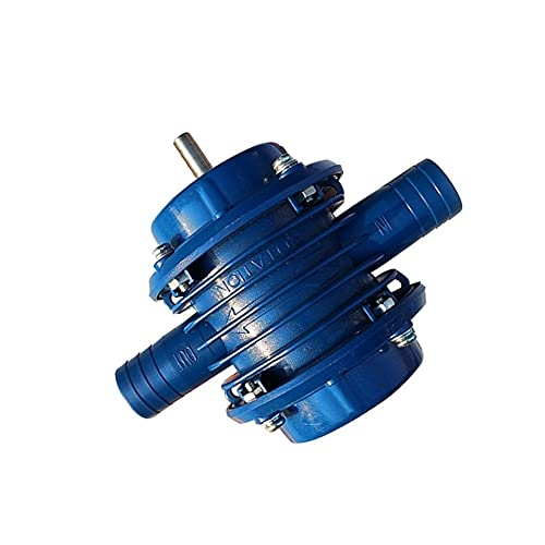 TYTG Heavy Duty Self-Priming Hand Electric Drill Water Pump,Micro Submersibles Motor Ultra Home Garden Centrifugal Pump, Pump Accessories