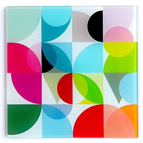 Remember UT04 Solena Küchenglasplatte, Glas