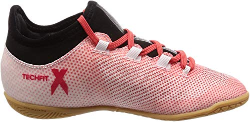 Adidas X Tango 17.3 In J, Zapatillas de fútbol Sala Unisex niño, Gris (Gris/Correa/Negbas 000), 35 EU