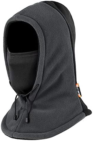 welltop Balaclava Ski Mask Windproof Warm Breathable Fleece Face Mask for Cold Weather Adjustable product image
