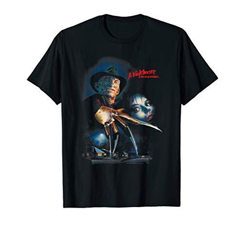 Nightmare on Elm Street Elm Street Poster T Shirt