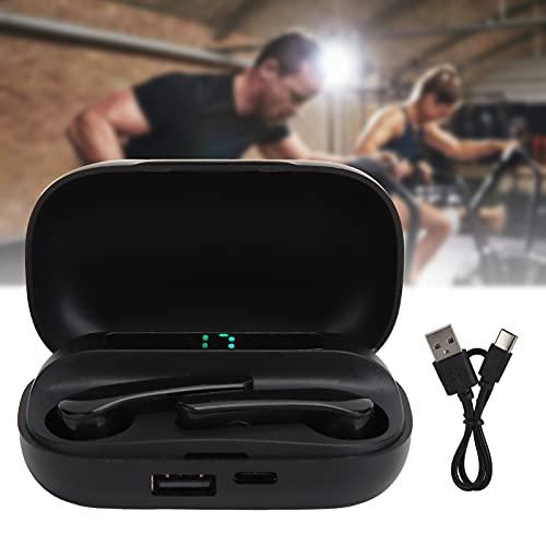 Auriculares del Control del Tacto, Control del Tacto de los Auriculares Bluetooth Recargable para el Movimiento para el Juego