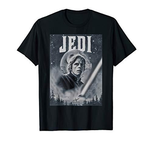 Star Wars Luke Skywalker Return of the Jedi Retro T-Shirt