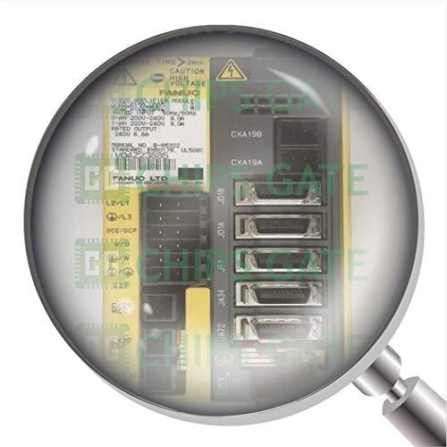 1 amplificador servo usado A06B-6132-H002 probado